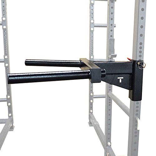 Y Dip Bar Attachment for Titan T-3 HD Power (Best Rack With Dips)