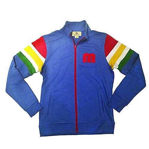Mens Vintage Track Jacket - Marley Apparel Vintage Track Jacket