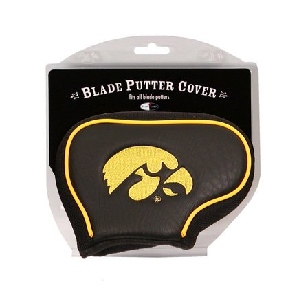 Iowa Hawkeyes Golf Blade Putter Cover (Set of - Golf Iowa Hawkeyes Putter