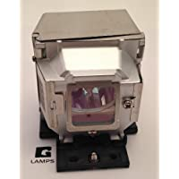 Glamps RLC-055 for Original Bulb Lamp with Housing for VIEWSONIC PJD5122 PJD5152 PJD5352 Projectors