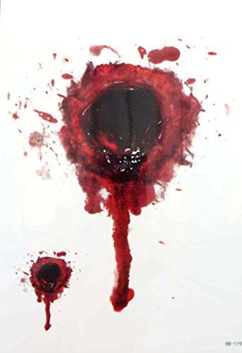 halloween vampire bite bloody 8.25