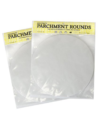 Regency Parchment Rounds 9