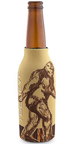 Epic Products Bigfoot Neoprene Beer Bottle Epicool, 6-Inch
