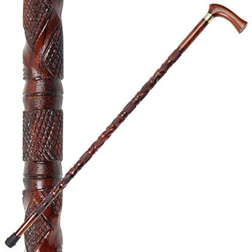 Deco Sheesham Wooden Walking Cane product image