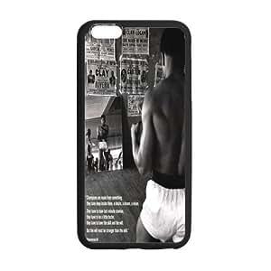 Onshop Custom Muhammad Ali Gym Phone Case Laser Technology for iPhone 6 Plus
