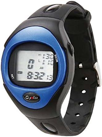 Oregon Scientific Smart Heart - Pulsómetro de muñeca con reloj y contador de calorías: Amazon.es: Deportes y aire libre