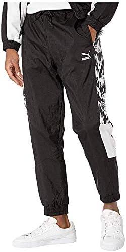 [PUMA(プーマ)] メンズパンツ・ショーツ等 Tailored for Sport OG All Over Print Track Pants PUMA Black S 29 [並行輸入品]
