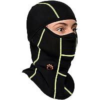 GearTOP Tactical Balaclava and Motocycle Face Mask, Black...