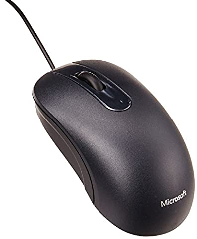 Microsoft Optical Mouse 200 for Business - Black (Mouse Microsoft Wired)