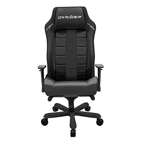 DXRacer OH CE120 N Classic Series Black Gaming Chair – Includes 1 Free Cushion
