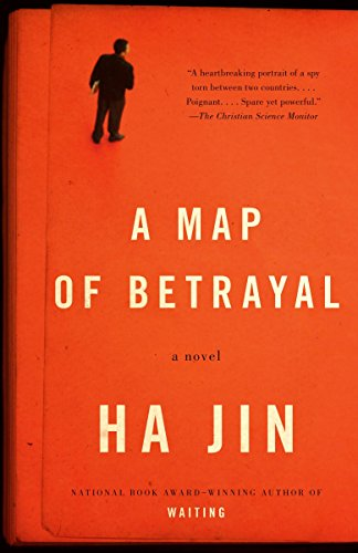 A Map of Betrayal: A Novel (Vintage International)