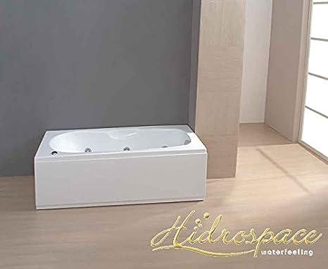 Vasca Da Bagno Vetroresina : Vasca da bagno hidrospace reha 170x70: amazon.it: casa e cucina
