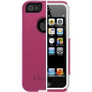Otterbox Commuter Cover case Rosa - fundas para teléfonos móviles (65,3 mm, 14,1 mm, 129,7 mm, 37,3 g)