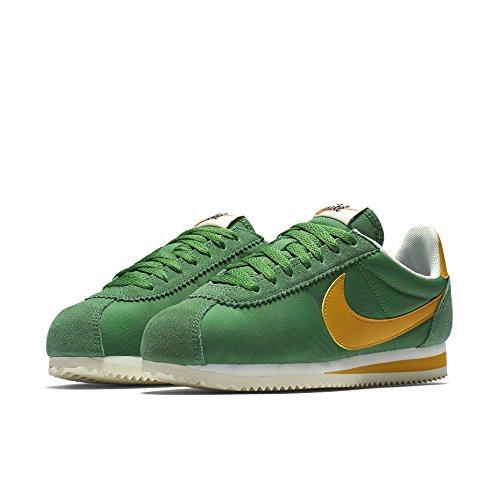 Nike - Zapatillas de Material Sintético para mujer * Verde