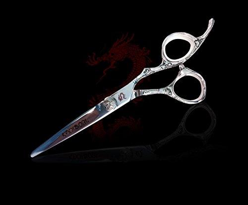 Kamisori Diablo 5.5'' Professional Hair Cutting Beauty Shear / Scissor (D-1) - Authorized Distributor by Kamisori