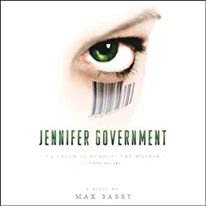 Jennifer Government Hörbuch