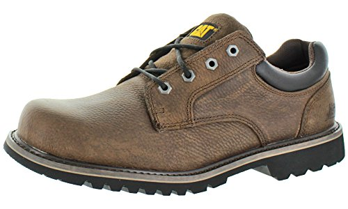 Caterpillar Oxford Casual Casual Oxford Marrone