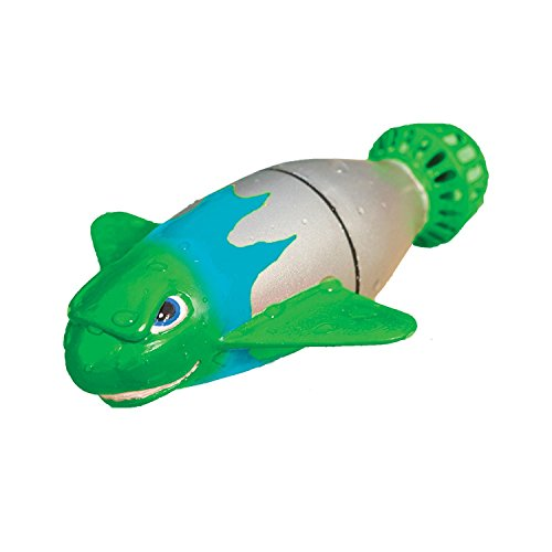 """6"""" Green and Gray Turbo Booster Radical Rockets Motorized..."""