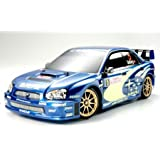 タミヤ 1/10 電動RCカーシリーズ No.349 RCC スバル インプレッサ WRC モンテカルロ 05 (TT-01Dシャーシ)