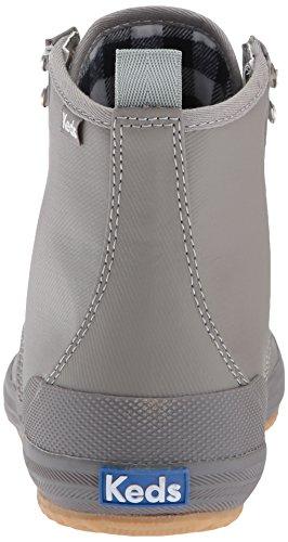 Keds Frauen Scout Splash Wx Fashion Sneaker Grau
