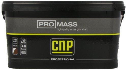 2500 Chocolate - CNP Pro Mass 2500 g Chocolate Weight Gain Shake Powder by Pro Mass