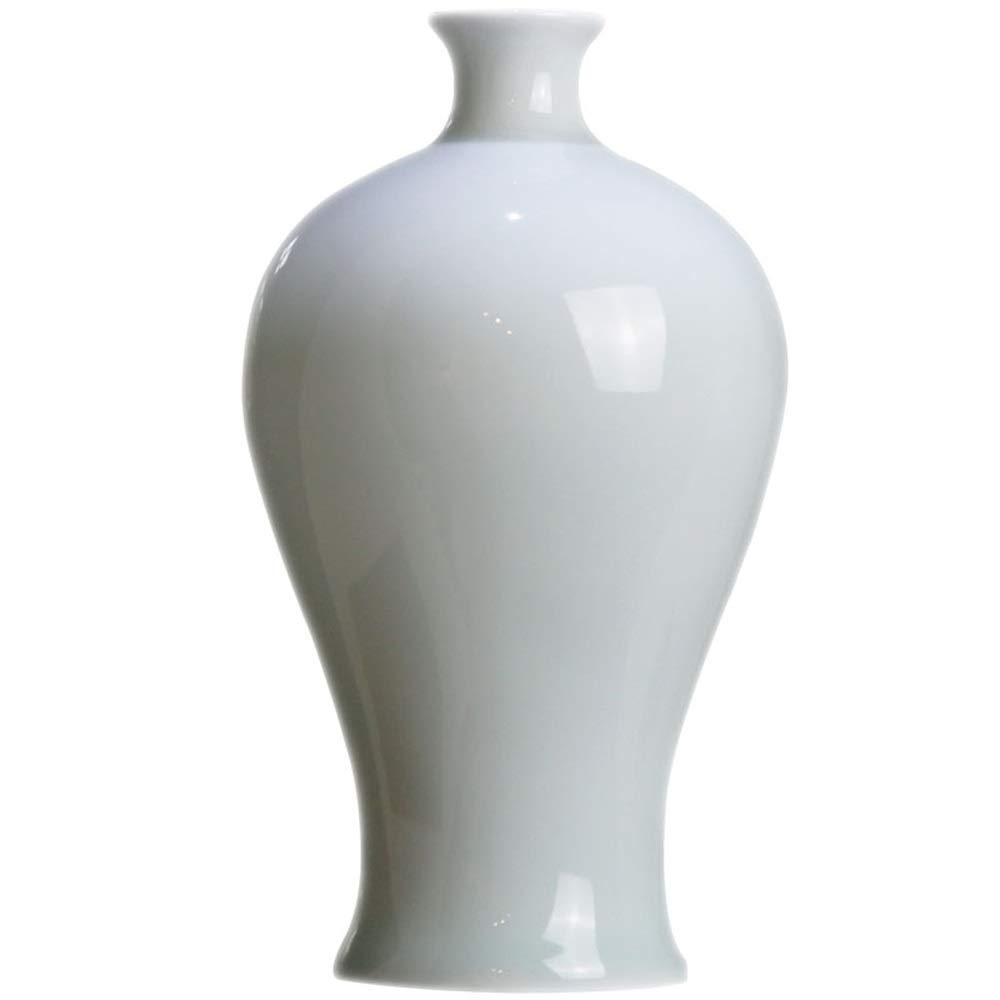 セラミック花瓶用花緑植物結婚式の植木鉢装飾ホームオフィスデスク花瓶花バスケットフロア花瓶 B07RFCH1WL