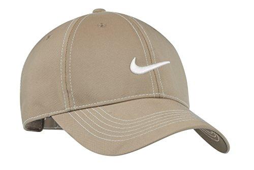 Nike Original Contrast Stitching Water Resist Swoosh Embroidered Baseball Cap - Pinenut