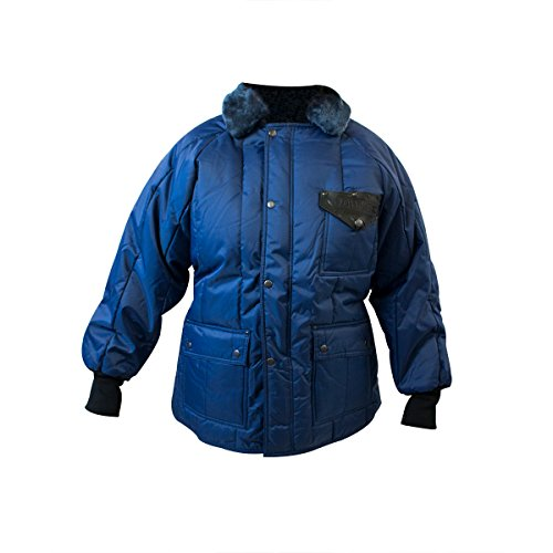 Stitch Insulated Jacket - UltraSource Insulated Freezer Coat, Heavy Weight, Size 3X-Large