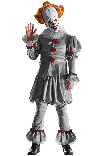 Rubie's Costume Co Men's Grand Heritage Pennywise, As Shown, Standard]()