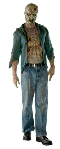 The Walking Dead Decomposed Zombie Deluxe Adult Costume ()