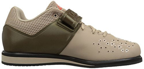 Adidas Mens Powerlift.3.1 Cross Trainer Tech Beige / Traccia Oliva / Nero