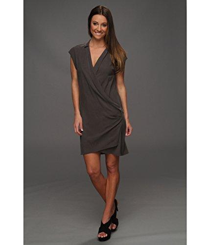 Halston Heritage Women's Wrap Front Dress (6)