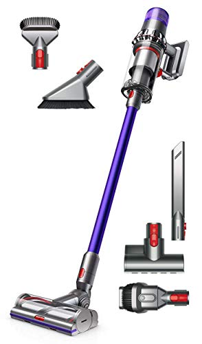 Dyson V11 Animal Cord-Free Vacuum Cleaner + Manufacturer's Warranty + Extra Soft Dusting Brush Bundle