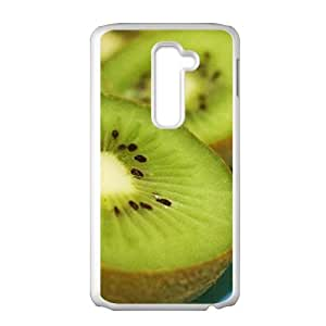 Fresh kiwi fruit nature style fashion phone case for LG G2