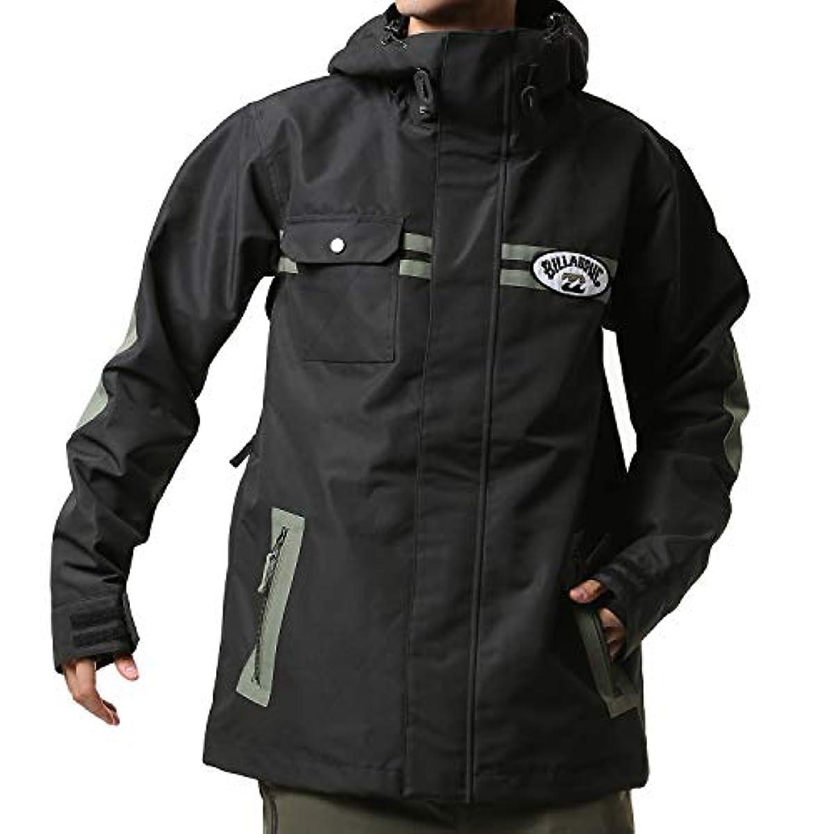 [해외] BILLABONG 빌라봉 스노보드 웨어 재킷 OLD SCHOOL 18-19모델 맨즈 AI01M-758