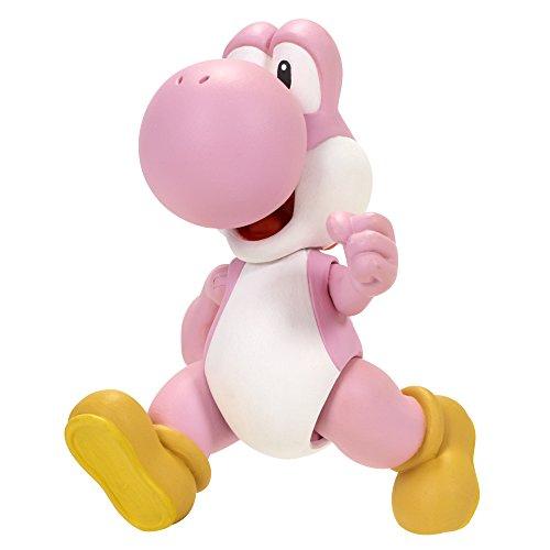 World Nintendo Pink Yoshi Figure