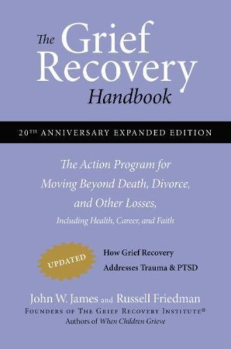 Grief Recovery Handbook Anniversary Expanded product image