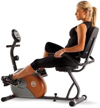 Marcy Me709 Recumbent Exercise Bike Reviews