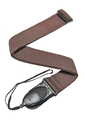 Planet Waves Acoustic Quick Release Guitar Strap, Brown