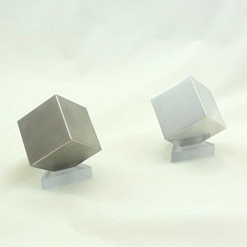 Aluminum Tungsten Cube Set 1 5
