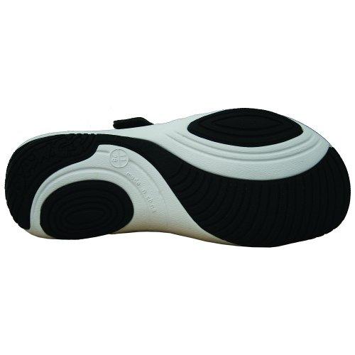 DAWGS Girls Premium Spirit Shoes White with Black