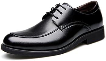 (ハンフウ) HUMG FENG メンズシューズ ビジネスシューズ 本革 カジュアルシューズ 紳士靴 フォーマル オフィス スーツ レザー シューズ 通勤 通学 防水 防滑