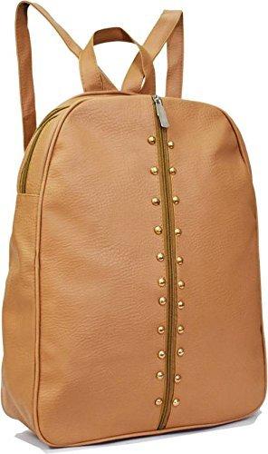3e6acdda8695 TrendyAge  Girls Leather Backpack - Fashions Designer Backpack  Stylish Backpack  Girls