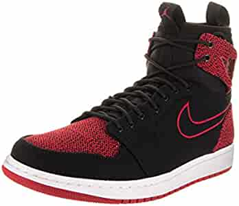 b0fd55c428f Amazon.com | NIKE Jordan Men's Air Jordan 1 Retro Ultra High Black/Gym Red/ Black/White Basketball Shoe 11 Men US | Basketball
