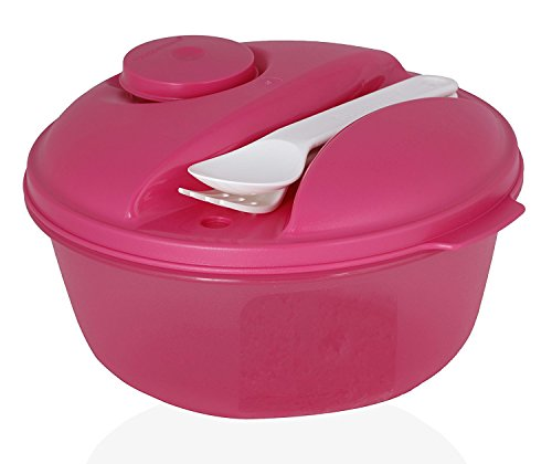 Tupperware Salad Utensils Dressing Container product image