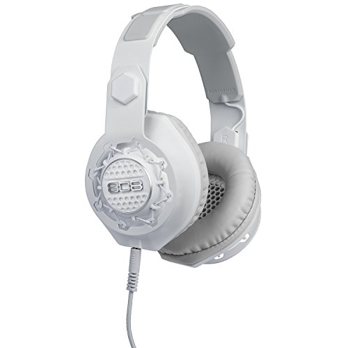 808 PERFORMER Over-Ear Headphones - White