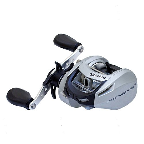 Zebco/Quantum, Monster Baitcast Reel, 7.1:Gear Ratio, 31
