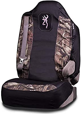 SPG Universal Browning Camo Seat Cover Single Signature Products Group Infinity BSC4412