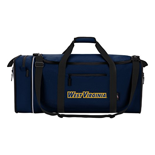 Officially Licensed NCAA West Virginia Mountaineers Steal Duffel Bag