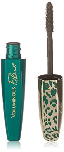 L'Oréal Paris Voluminous Feline Washable Mascara, Black Bro